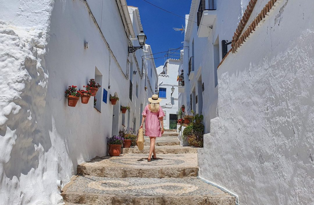 Frigilianan valkoinen kylä
