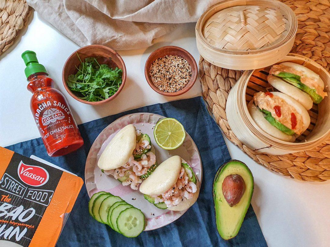 Bao Bun resepti