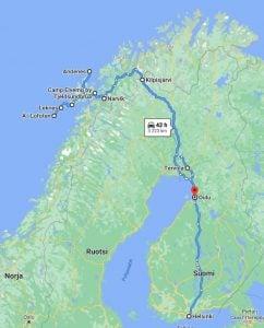 Lofootit, osa 1, Evenskjer ja Andøya