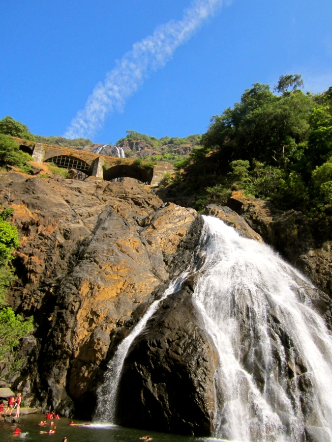 Goa waterfall