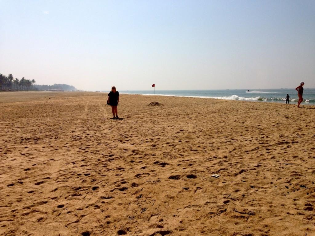 Goa Majroda beach