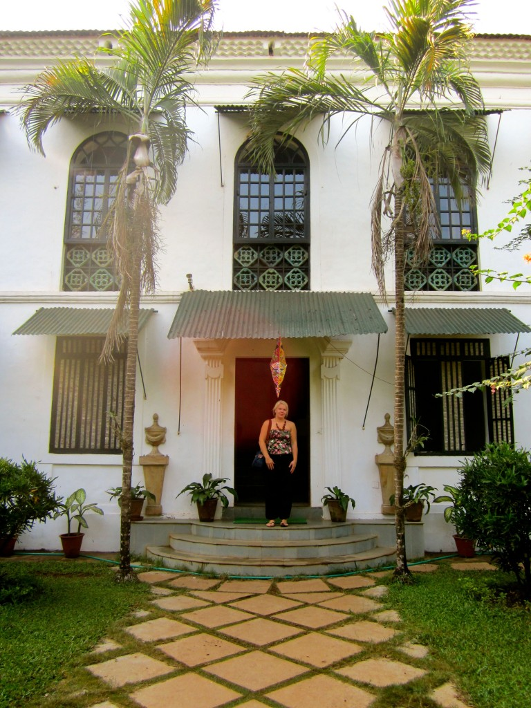 Goa Siolim House