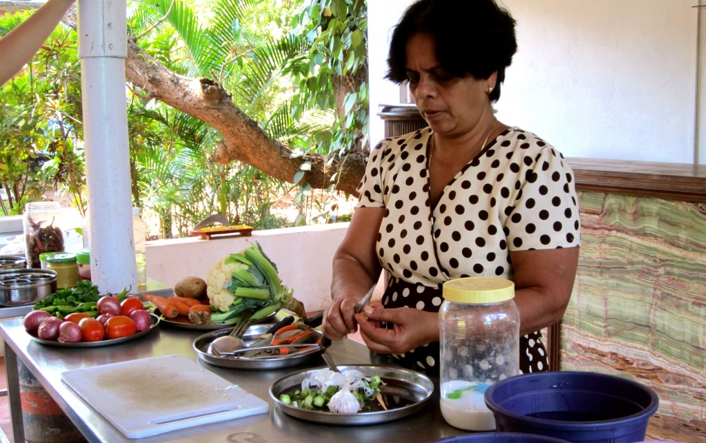 Goa Silolim Cooking School