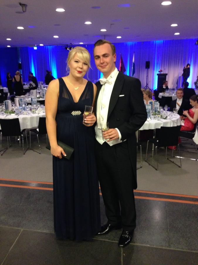 Vuosijuhlat FInlandia-talolla
