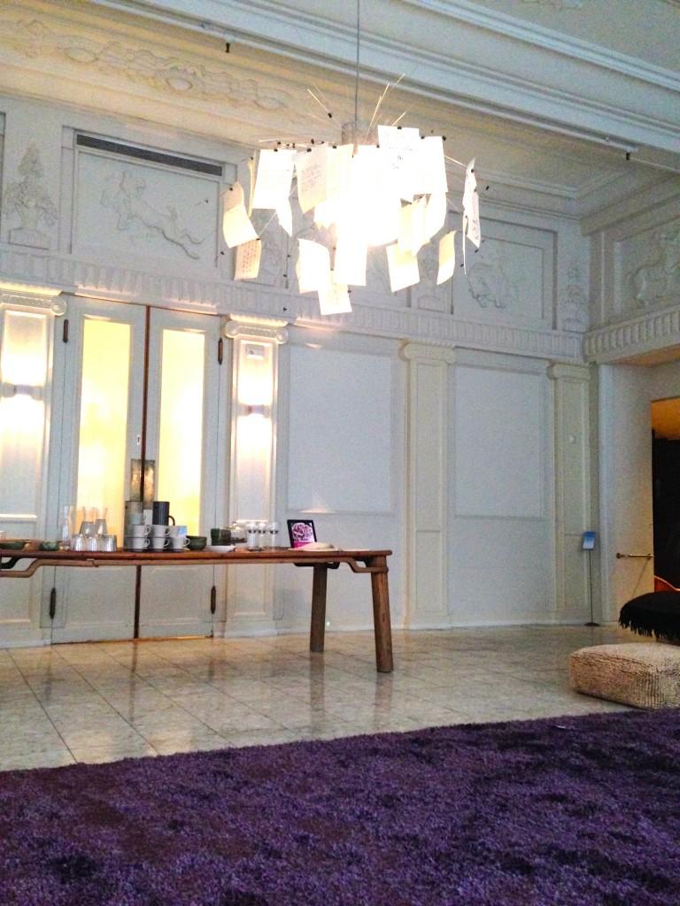 Helsinki Day Spa Lounge