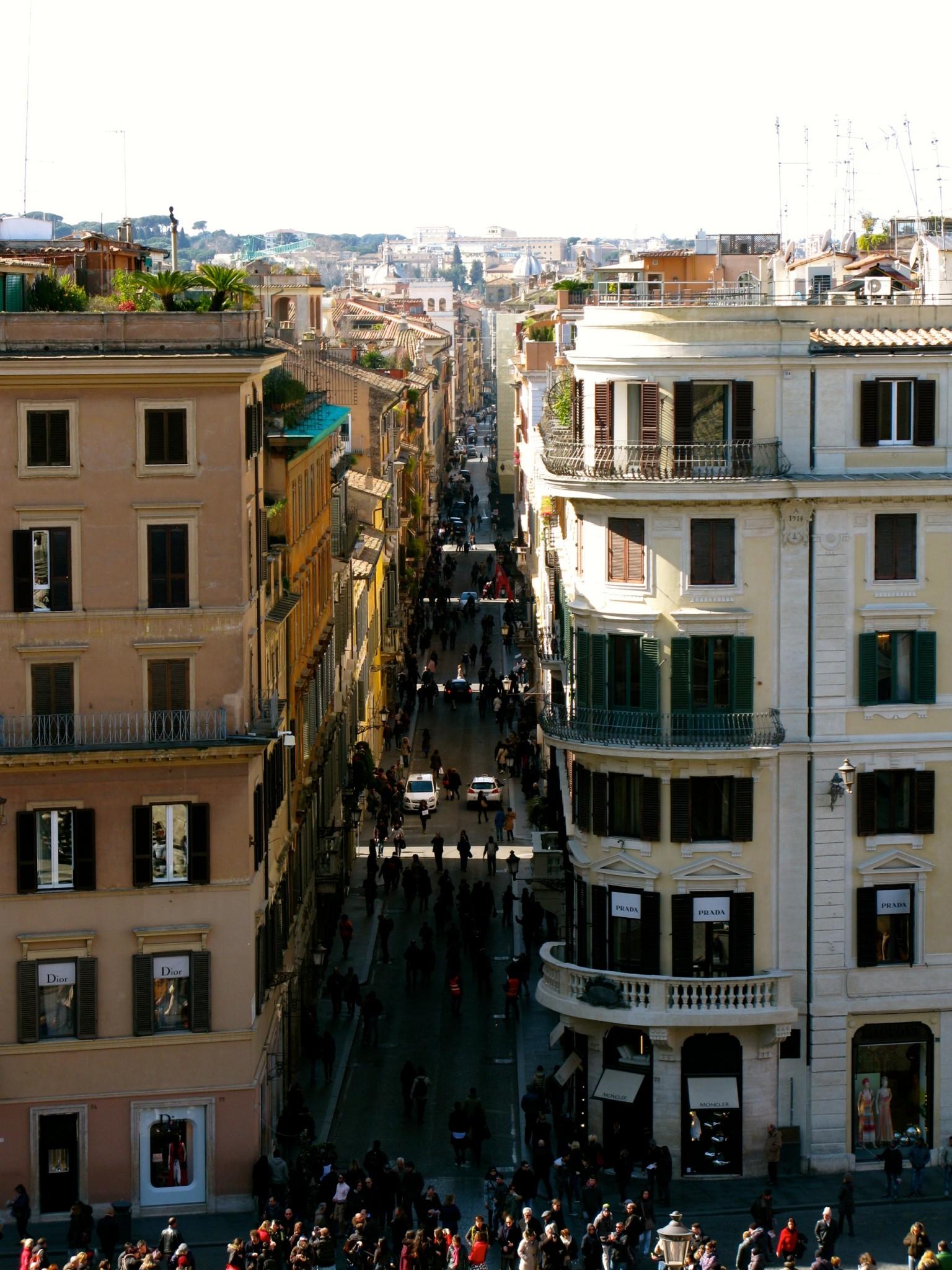 Espanjalaiset portaat