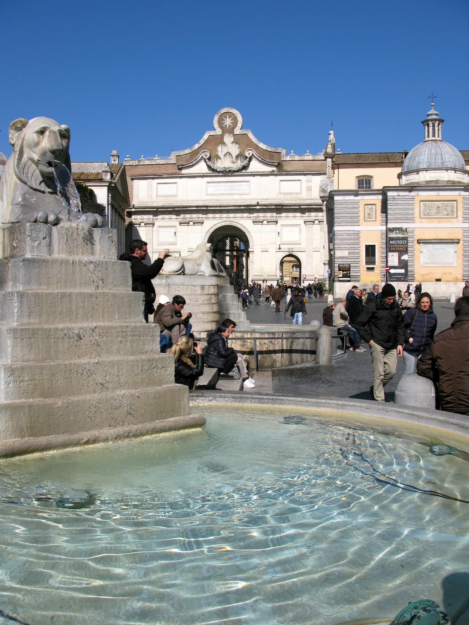 Vinkkejä Roomaan