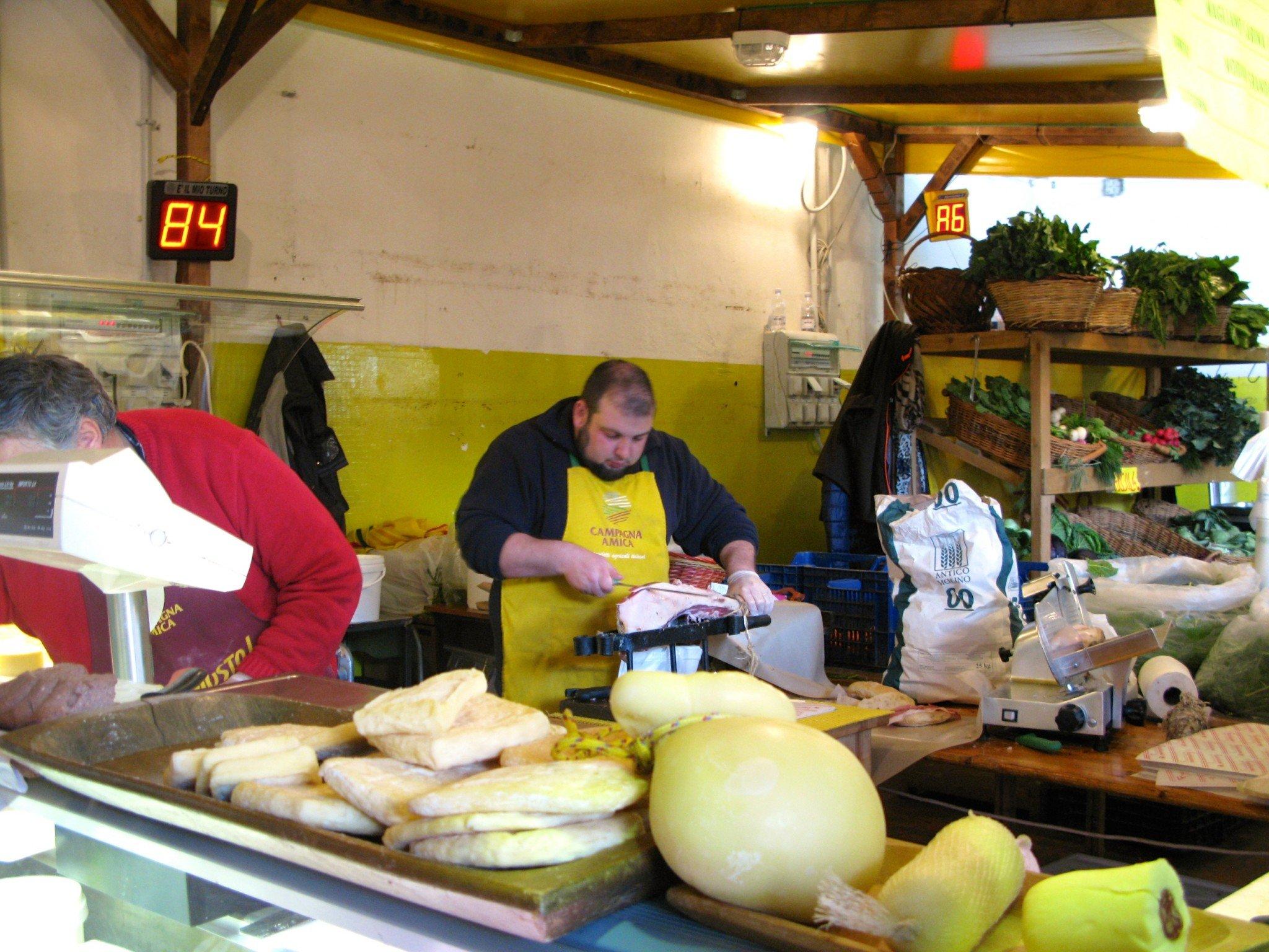 Campagna Amica Market Roma
