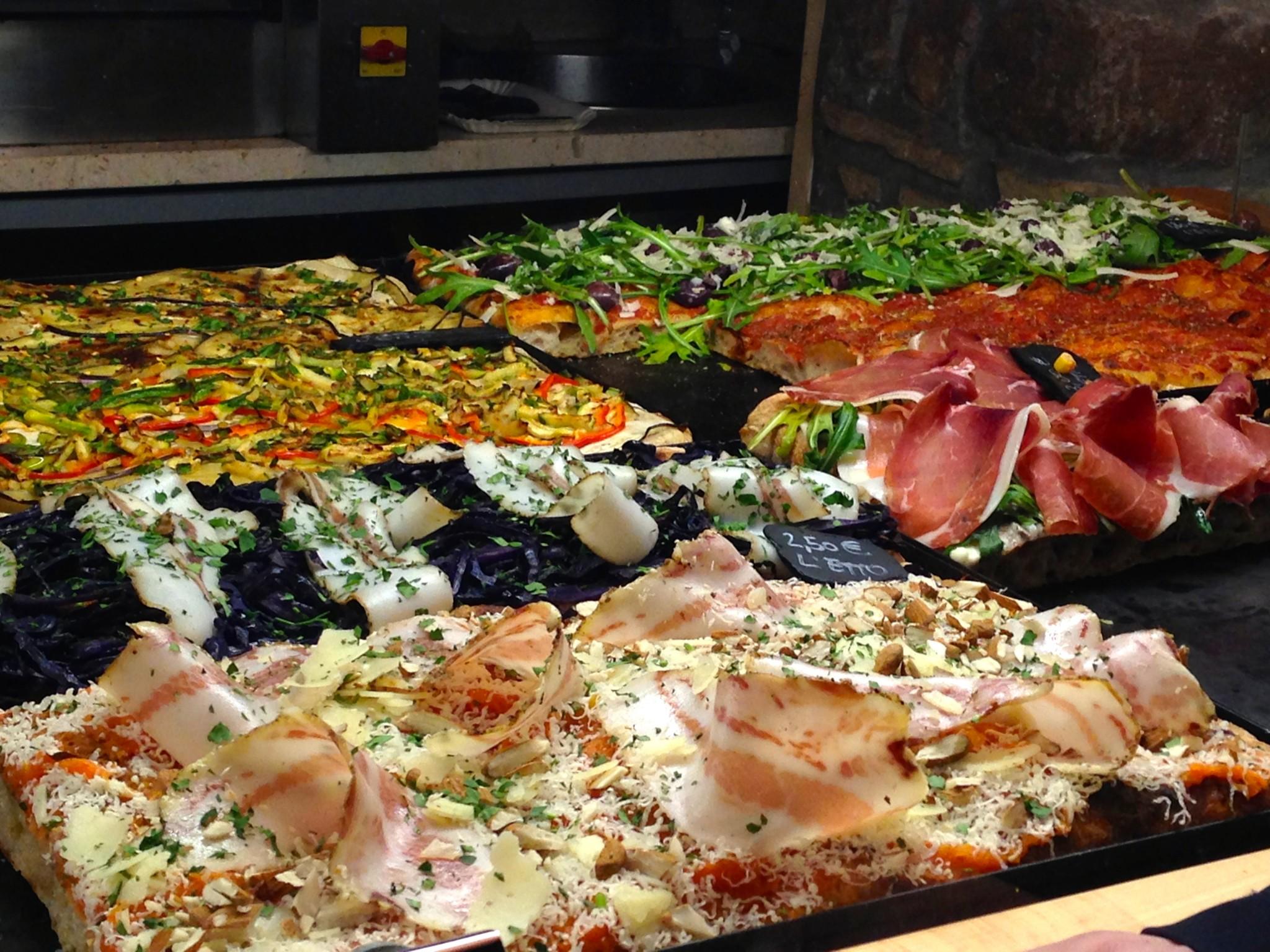 Pizzaa Roomassa