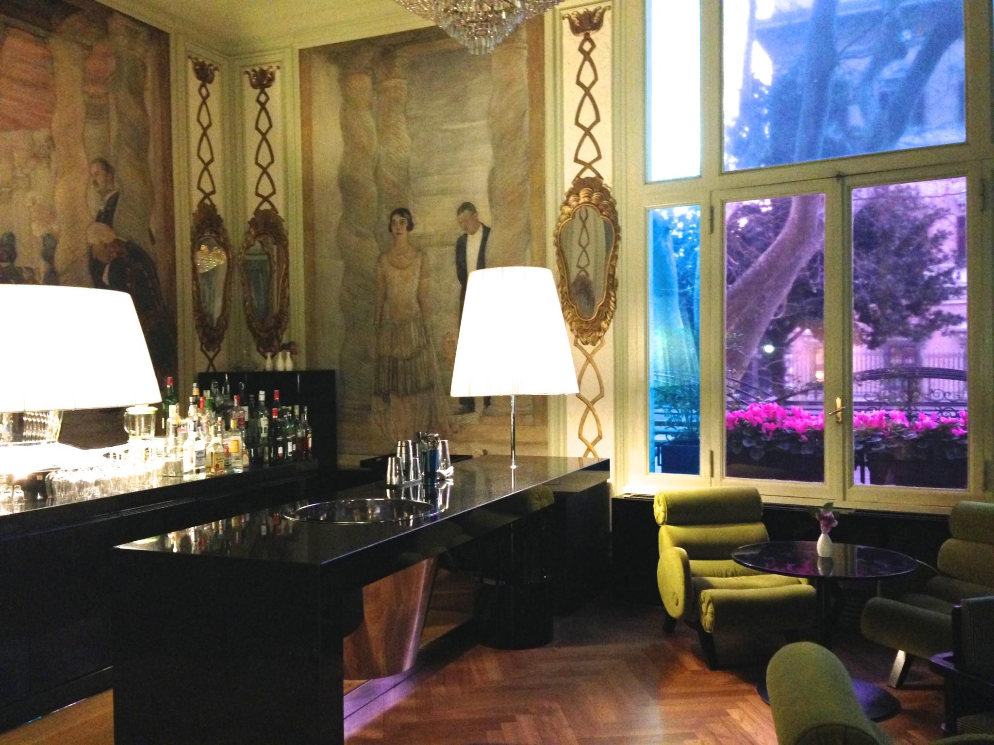 Grand Hotel Palace Rome