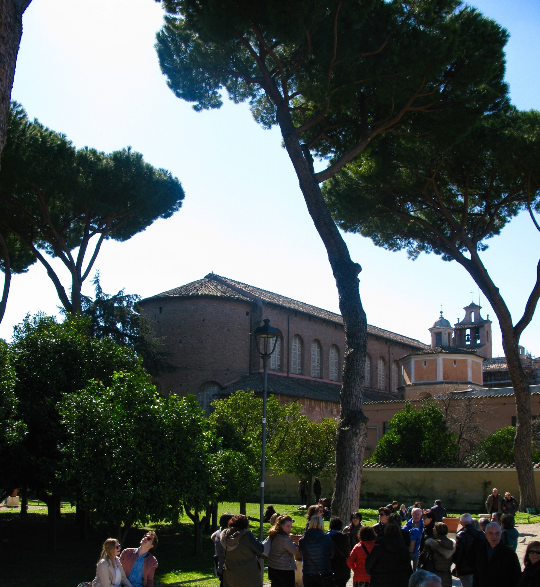 Parco Savello Rome