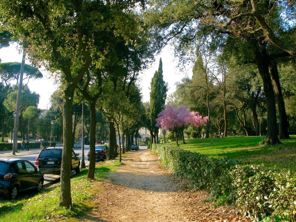 Rome park