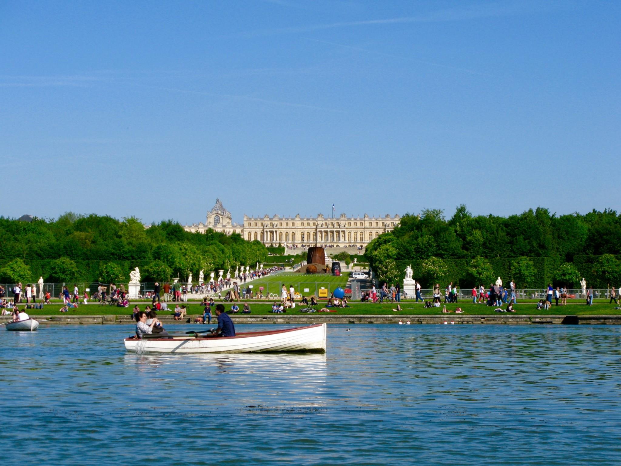 Versaillesin puutarha