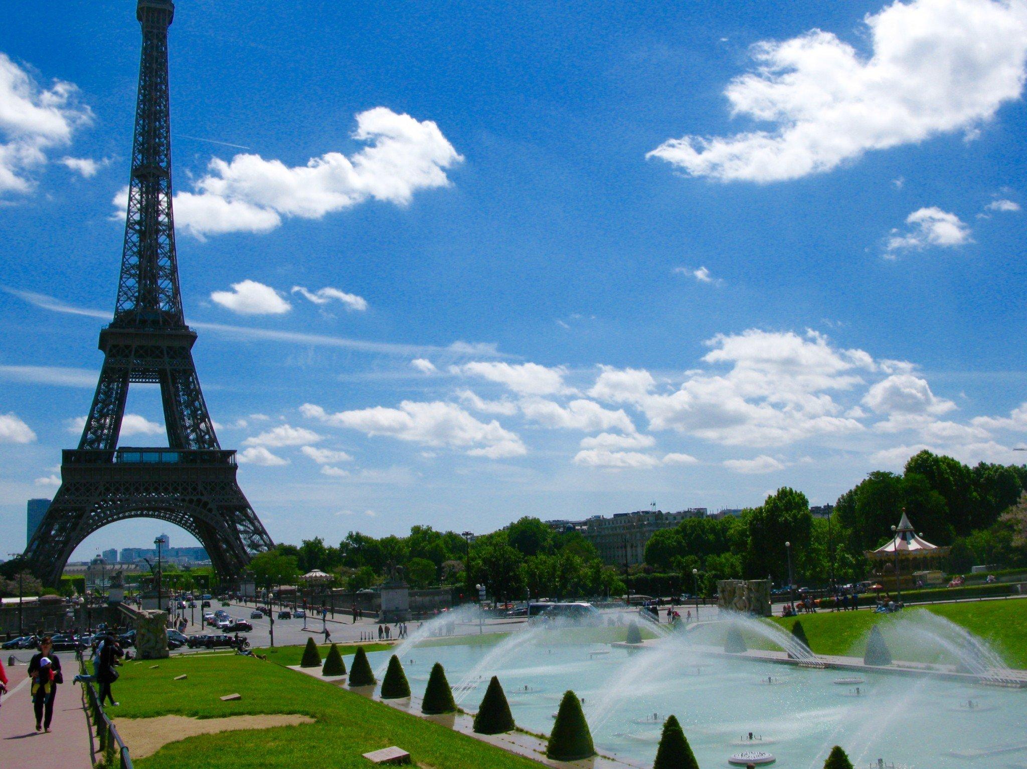 Pariisi Eiffel-torni
