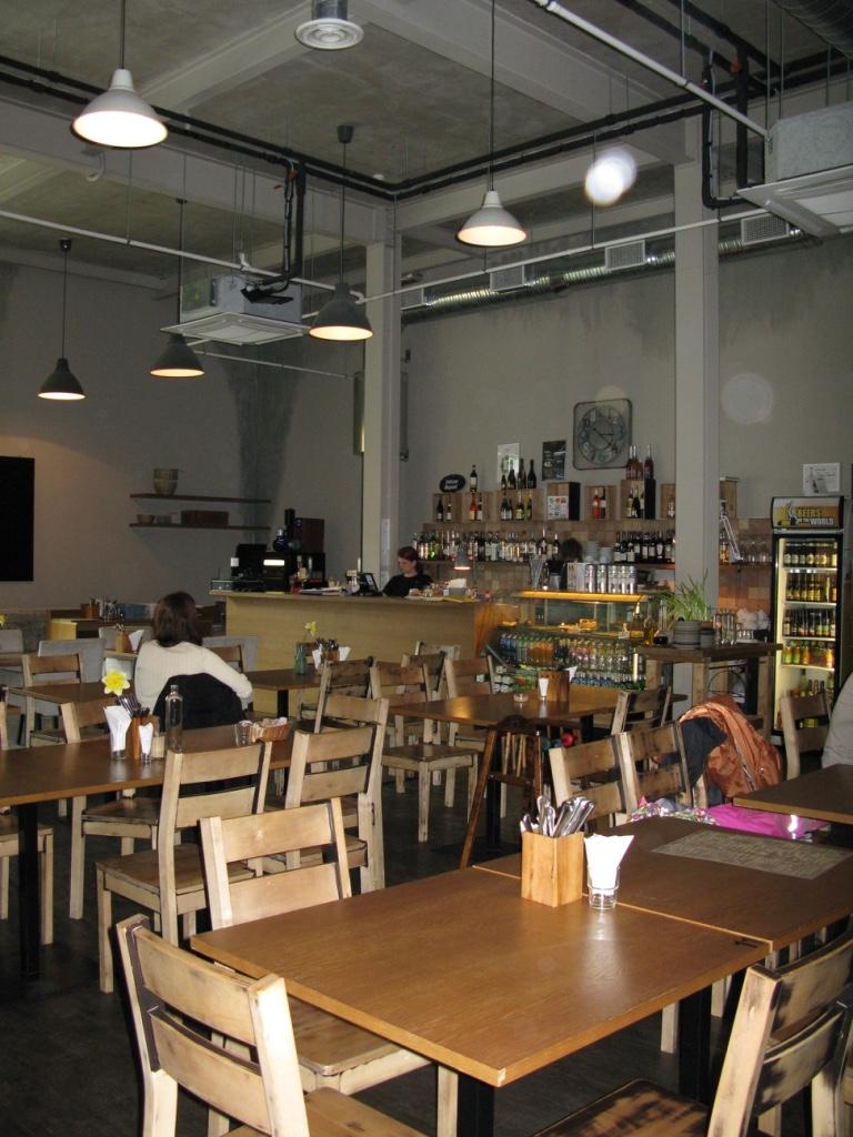 Kohvik Sesoon Tallinna