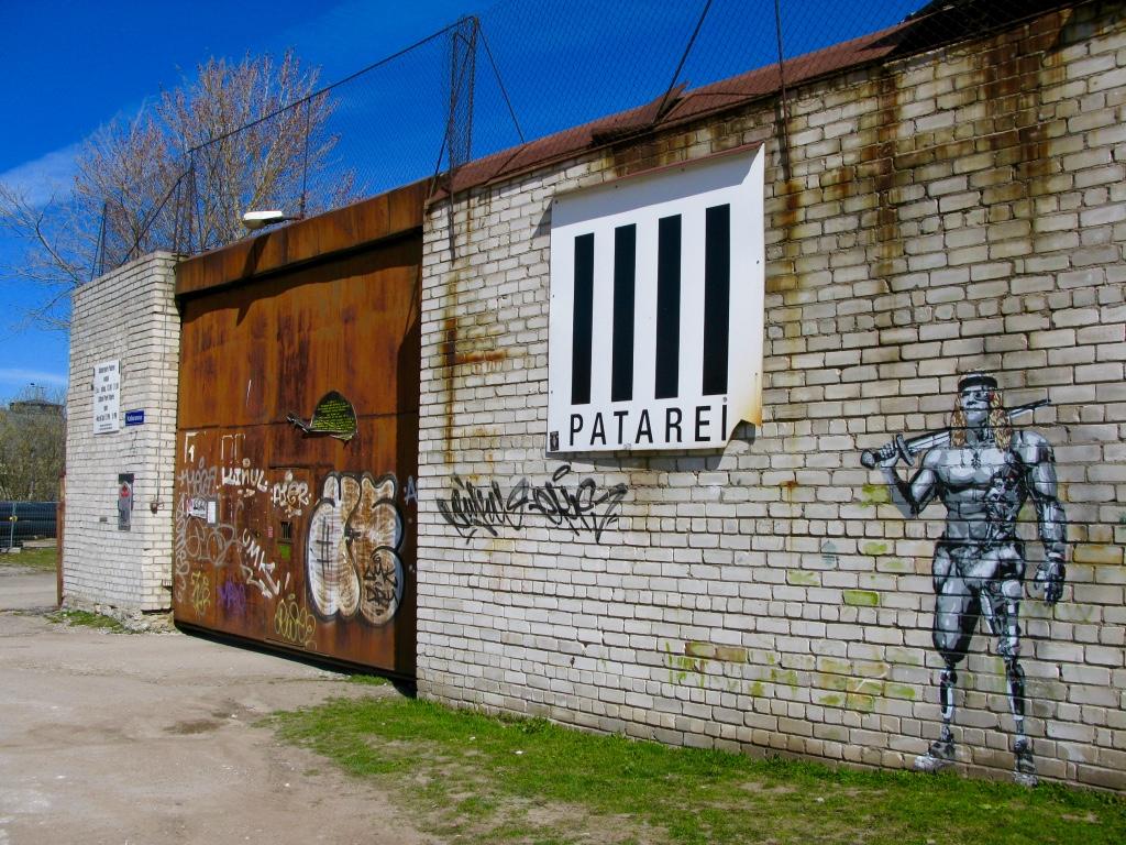 Patarein vankila Tallinna (Patarei vangla)