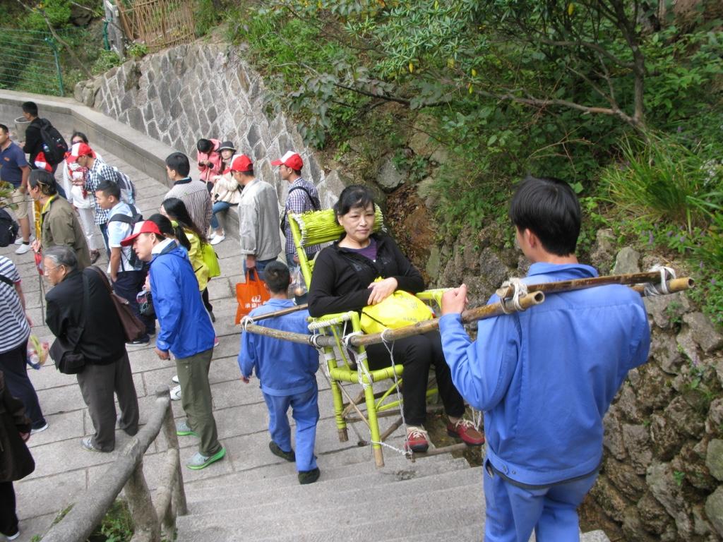 Kiina Yellow Mountains