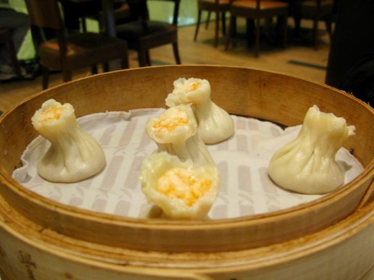 Din Tai Fung Shanghai dumplings
