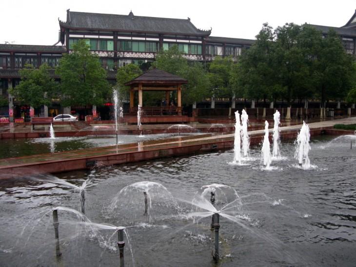 chengdu temppeli