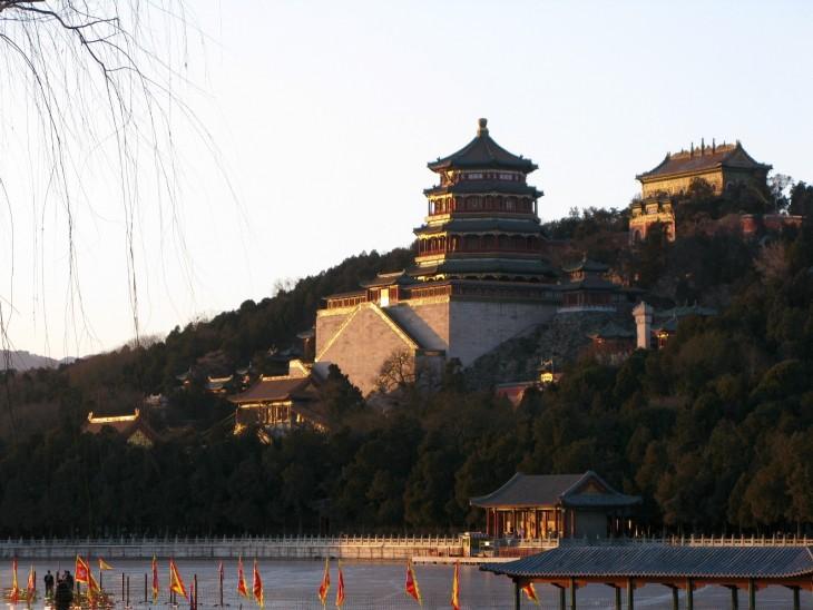 Peking nähtävyydet: Kesäpalatsi