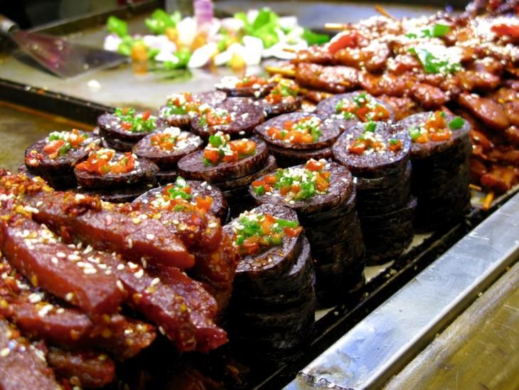 local yunnan food