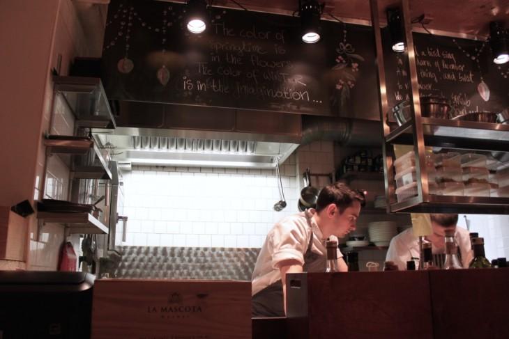 Ravintola Restoran Salt Tallinna