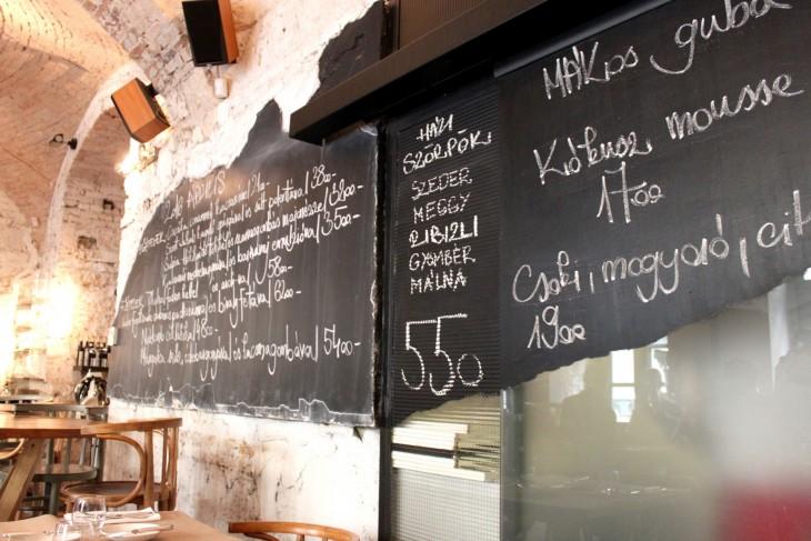 Budapestin ravintolat