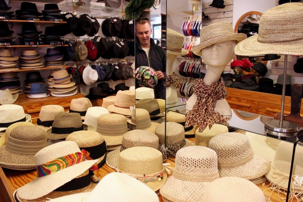 Ystad hattukauppa