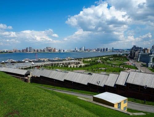 Kazan Tatarstan view