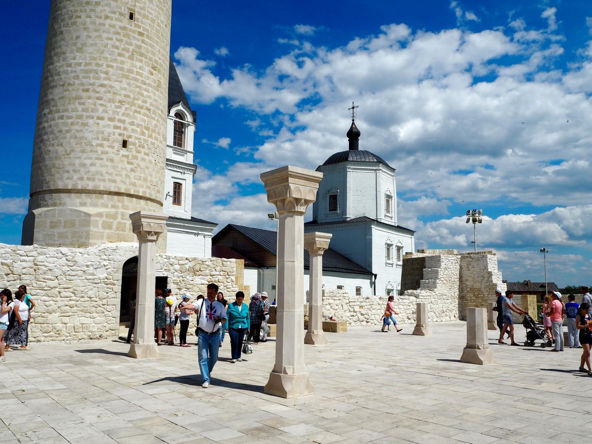 Great Bolgar Mosque