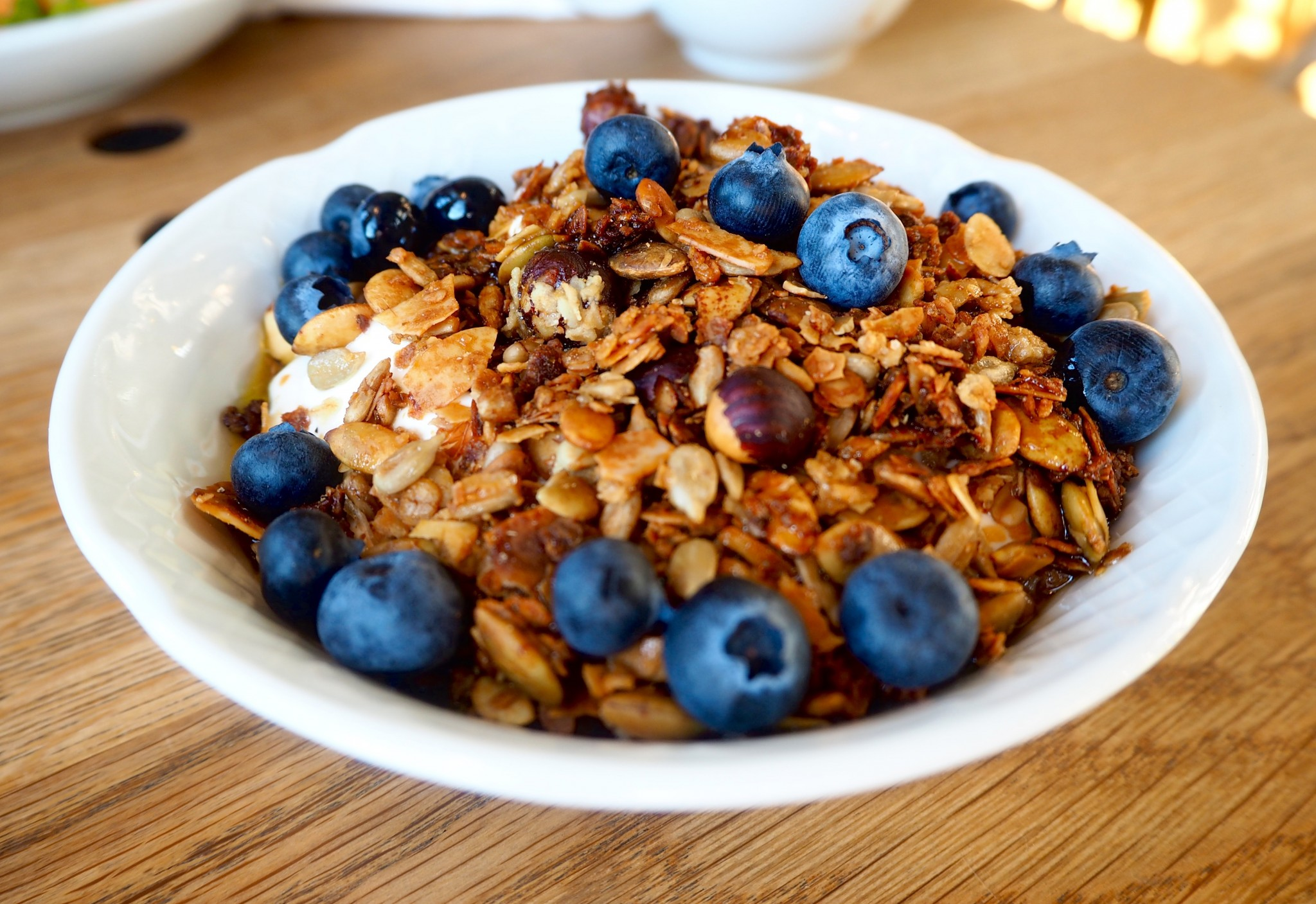 Storyn aamiainen: granola