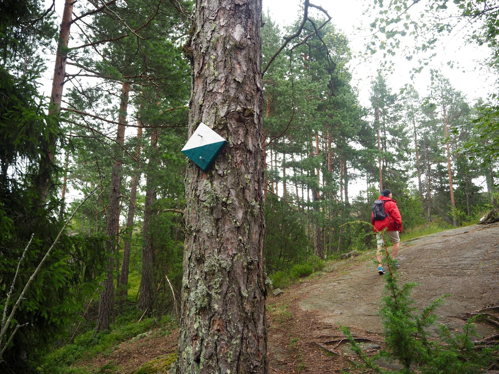 Sipoonkorpi Kalkinpolttajan luontopolku