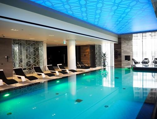 Hilton Tallinn Park hotelli Tallinna spa