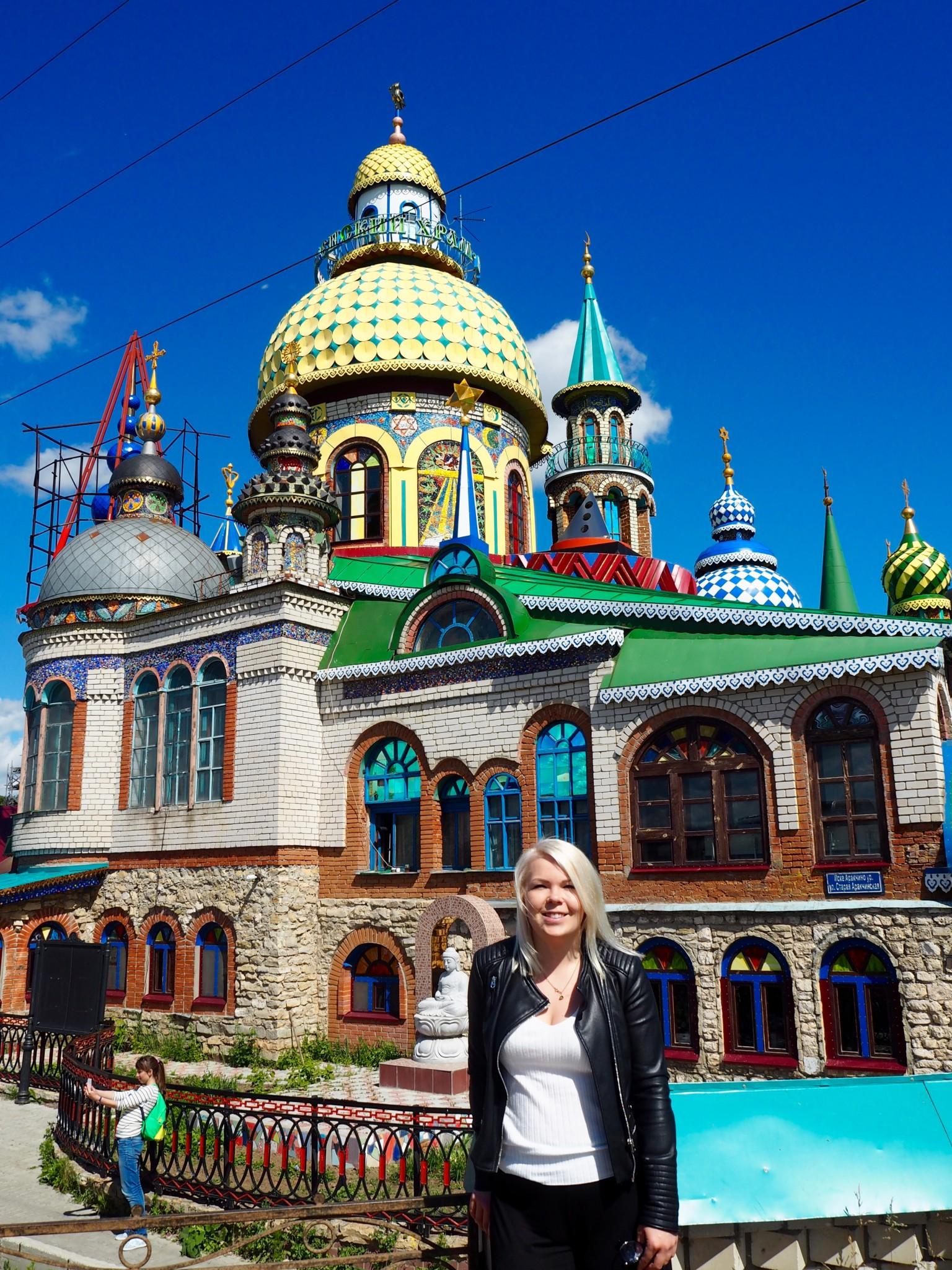 Kazan press trip