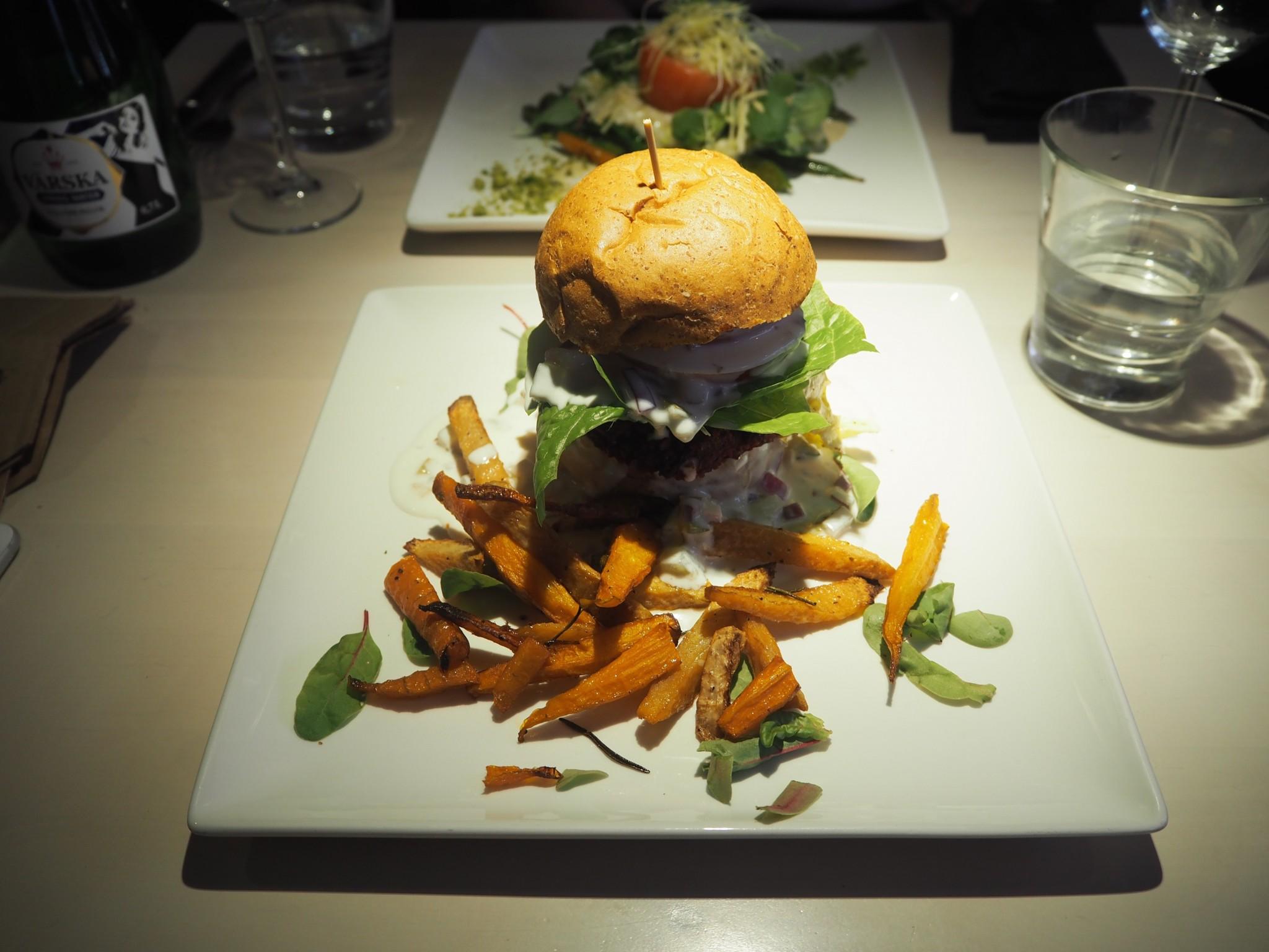 Vegan Restoran V Tallinnassa