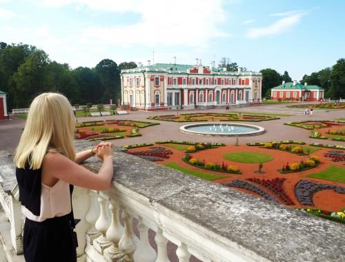 Kadriorgin palatsi ja puutarha