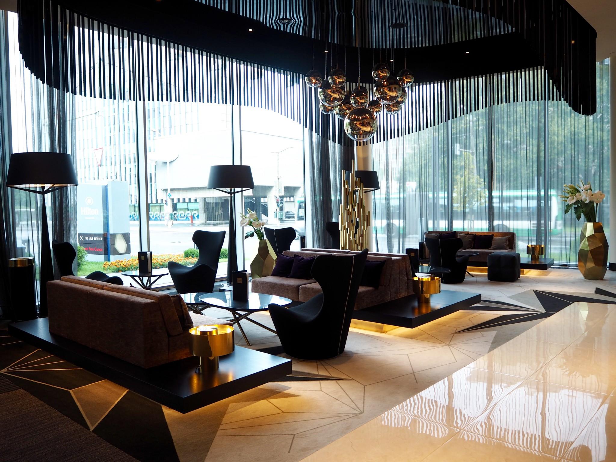 Hilton Tallinn Park hotelli