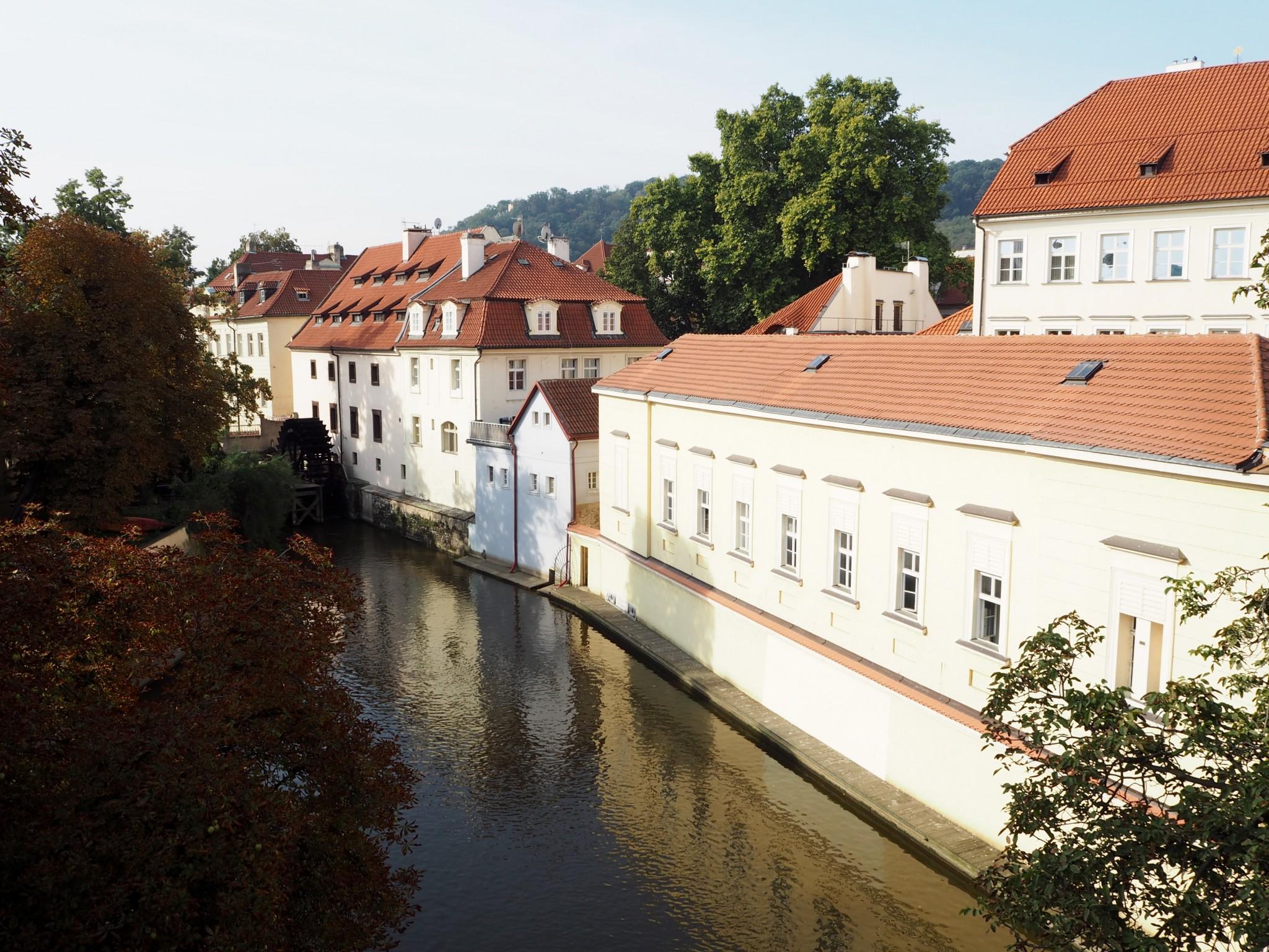 Praha maisema