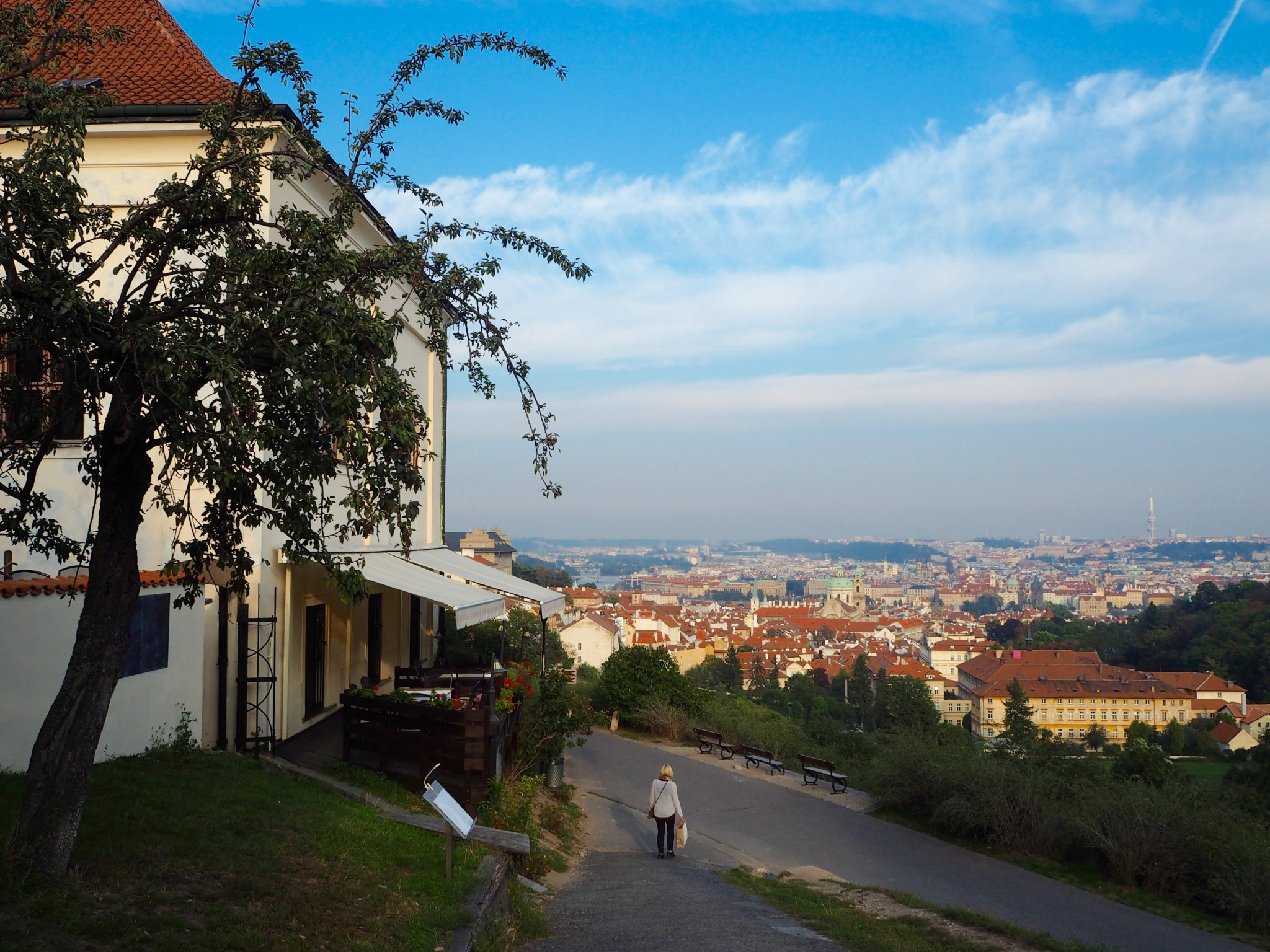 Praha maisemia
