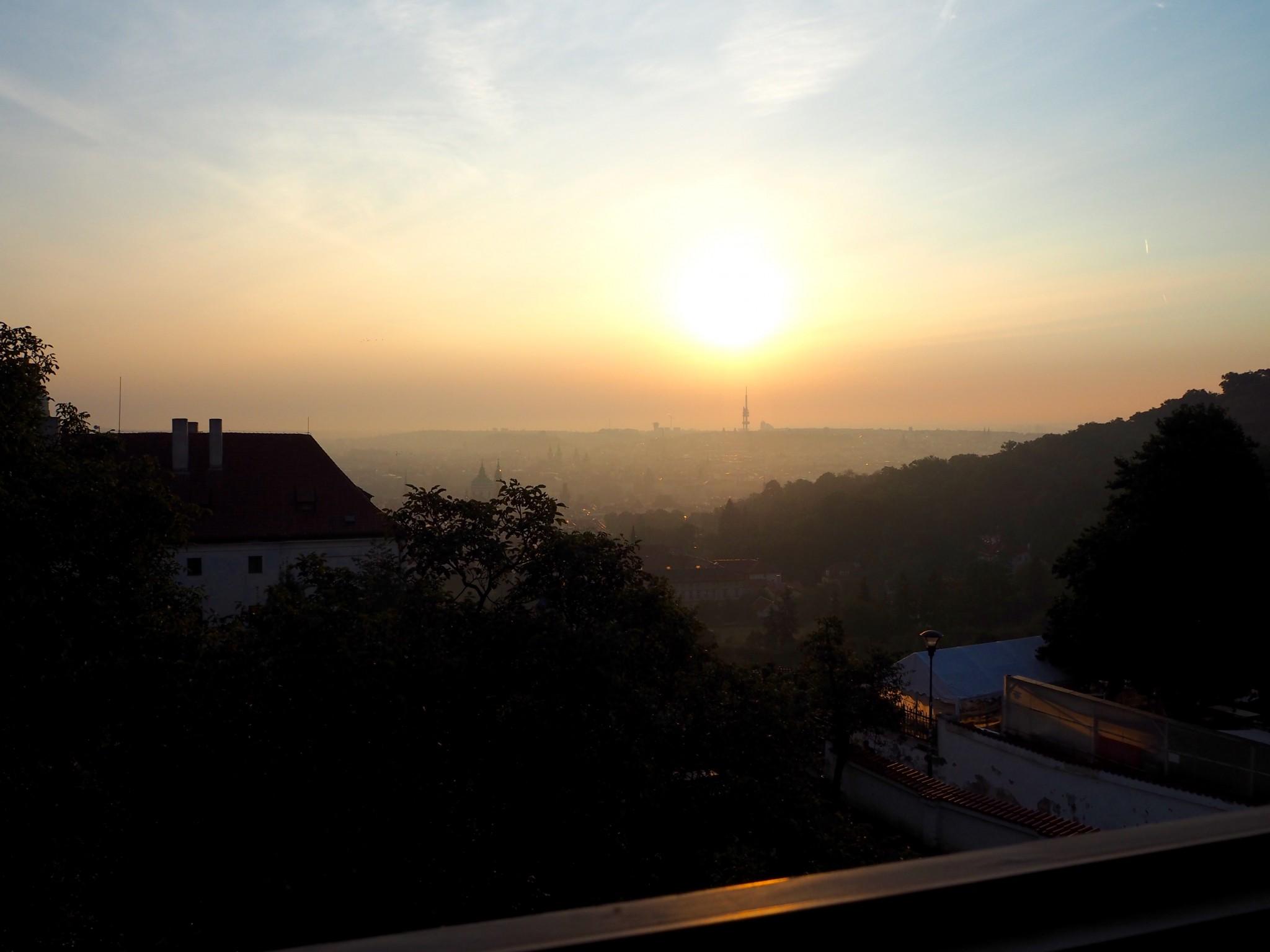 Strahovin luostari ja hotelli Prahassa