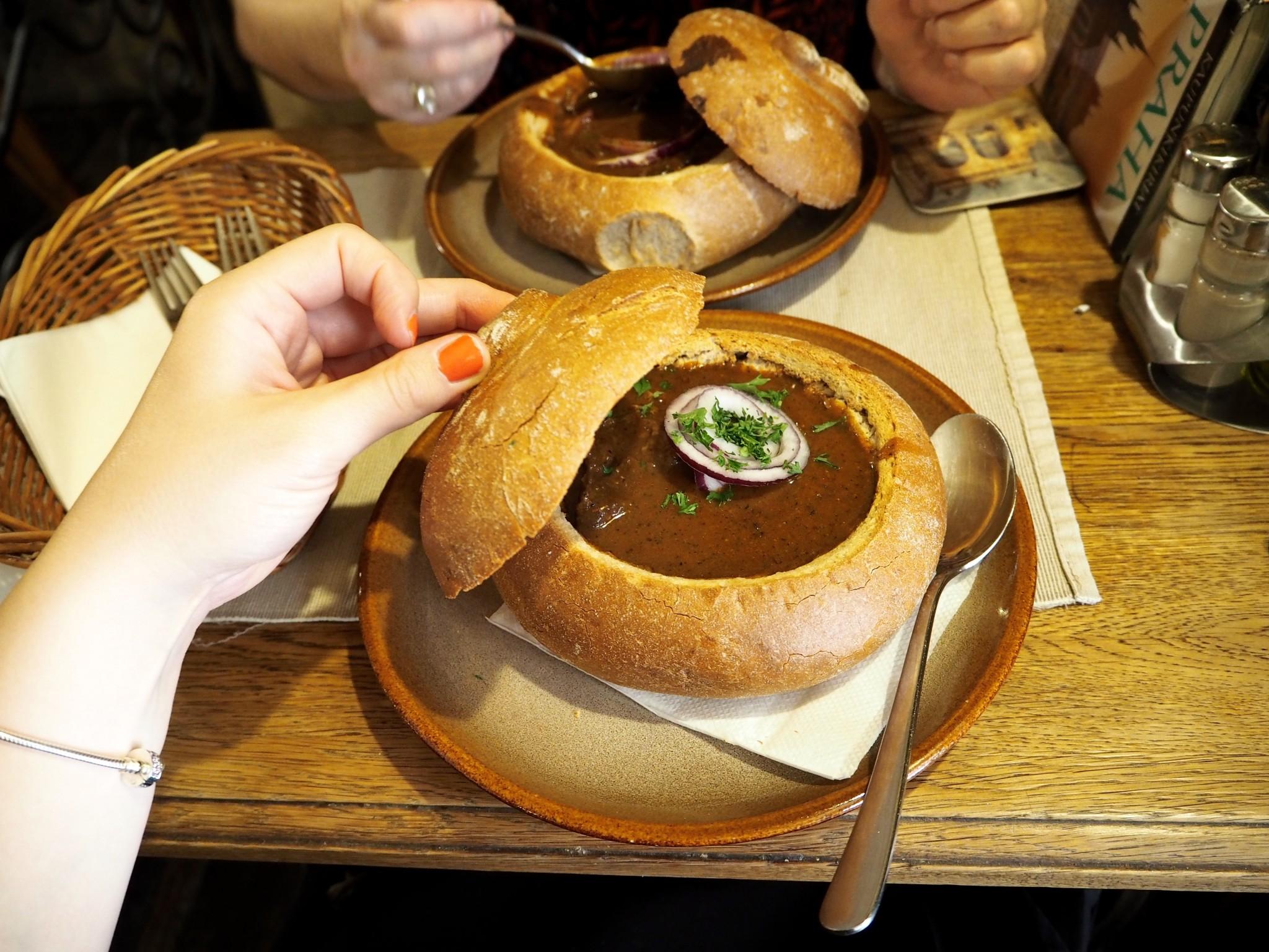 Prahan ravintolat
