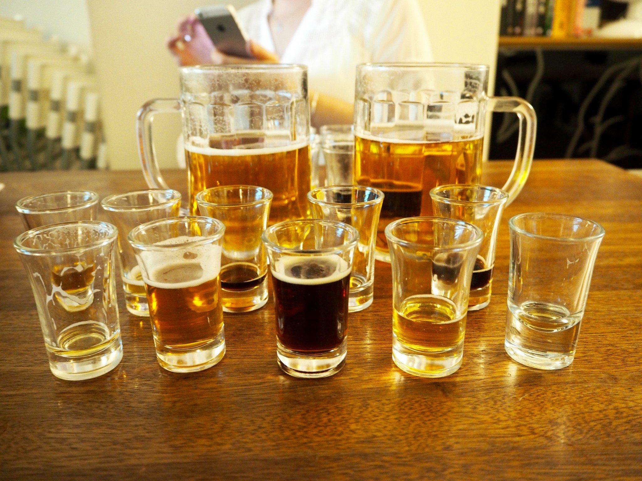 Olutmaistelu Prahassa