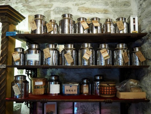 Chado Teepood teekauppa Tallinnassa