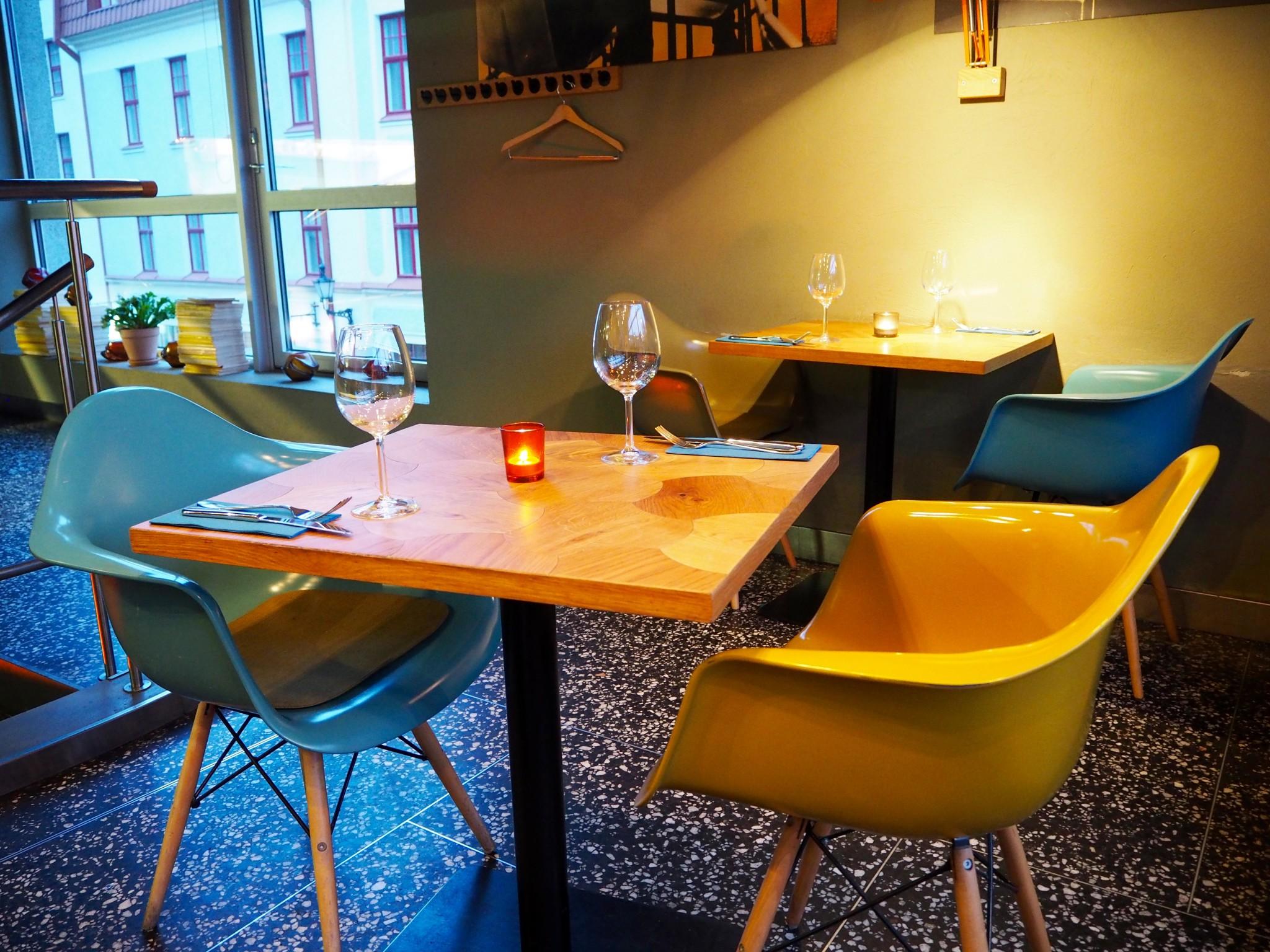 Ravintola Pegasus Tallinna