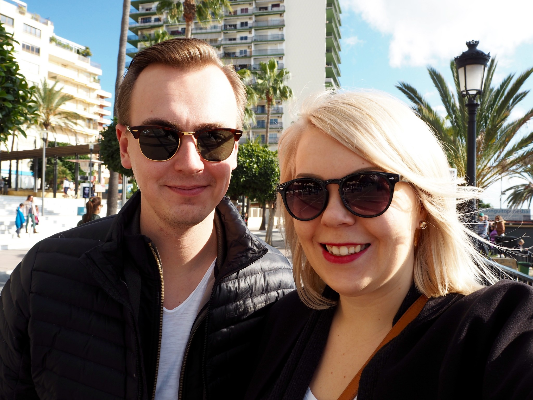 Aurinkorannikko Marbella