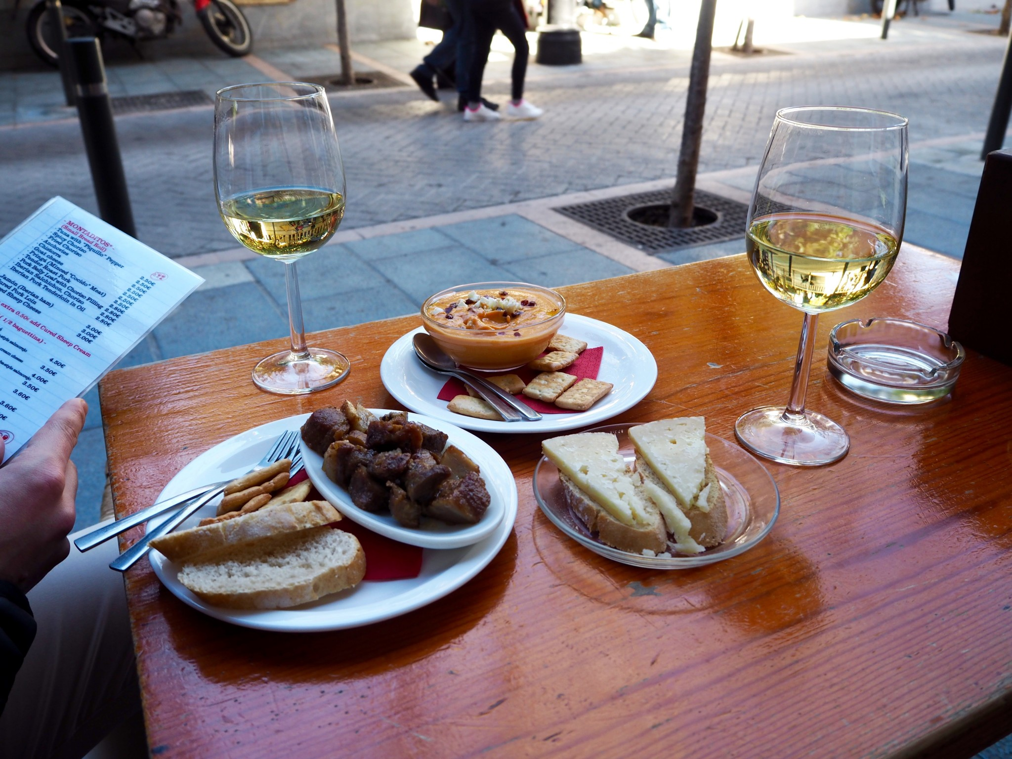 Aurinkorannikko Marbella ravintola