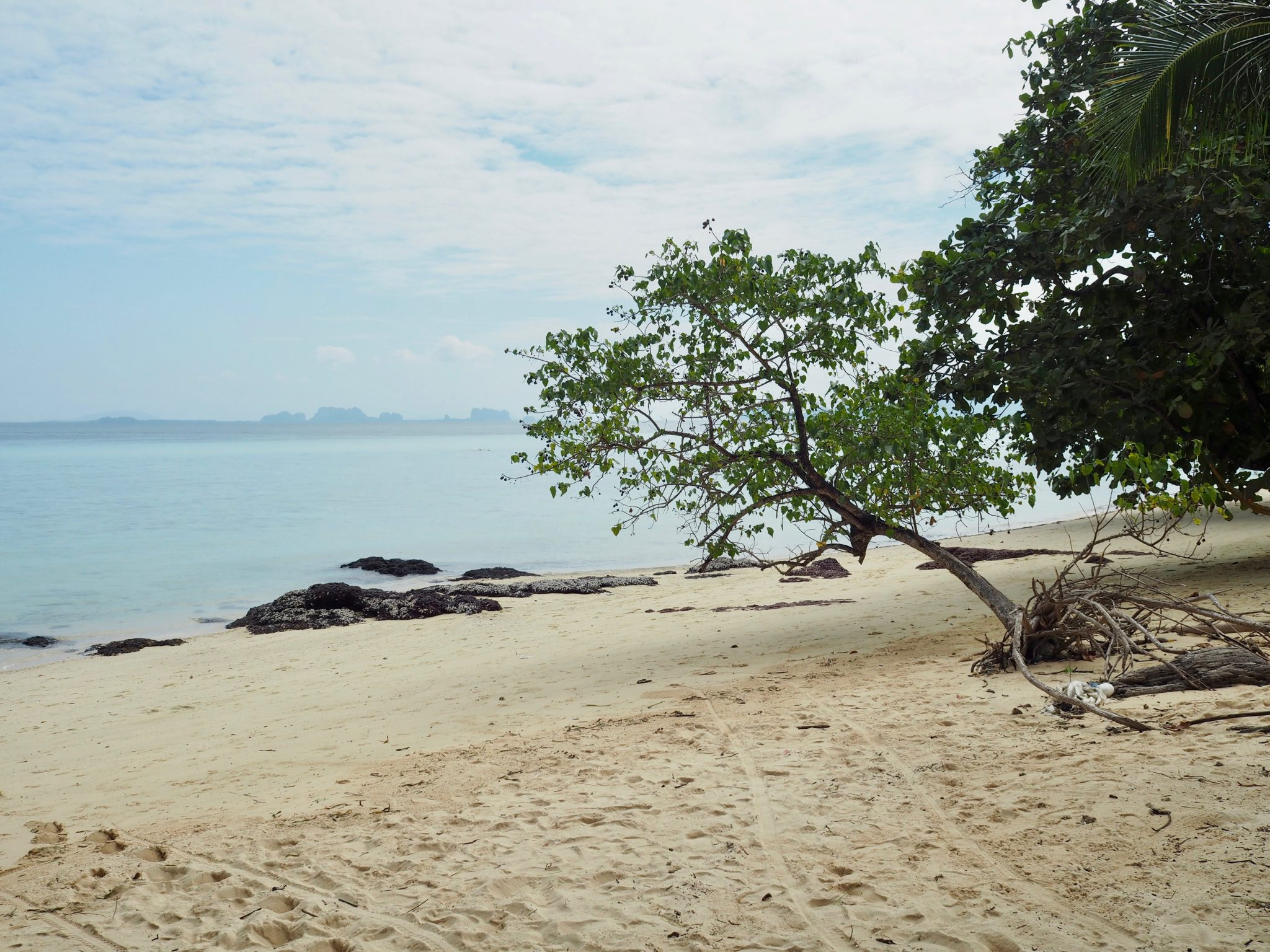 Koh Kradan Thaimaa