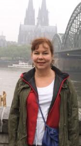 Helena Kölnissä