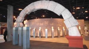 Roomalais-Germaanisen museon alkuperäinen Stargate