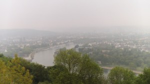 Näkymiä 1. Koblenz